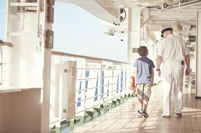 P&O Cruises for kids