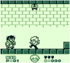 game boy screenshots