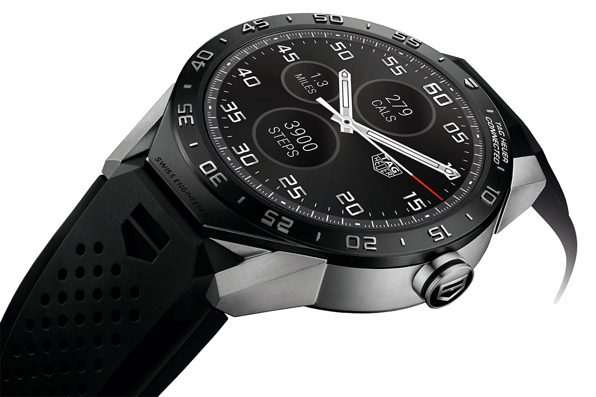 TAG Heuer's Connected is a $1,500 Android Wear watch you can trade in