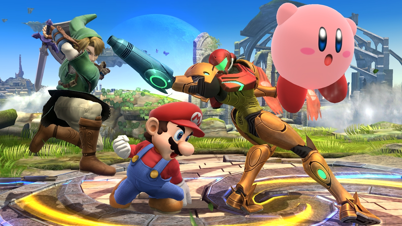 Here's how to build your own stage in Super Smash Bros. Wii U