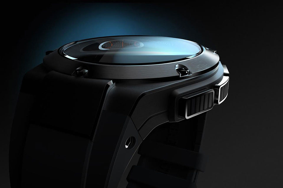 HP Luxury Smart watch