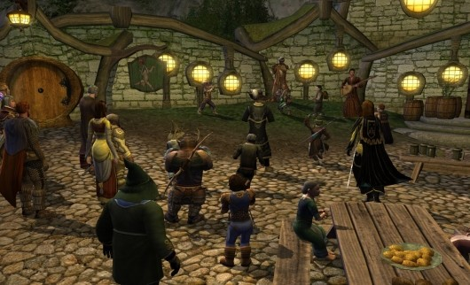 Turbine pledges to act on LotRO player event griefing