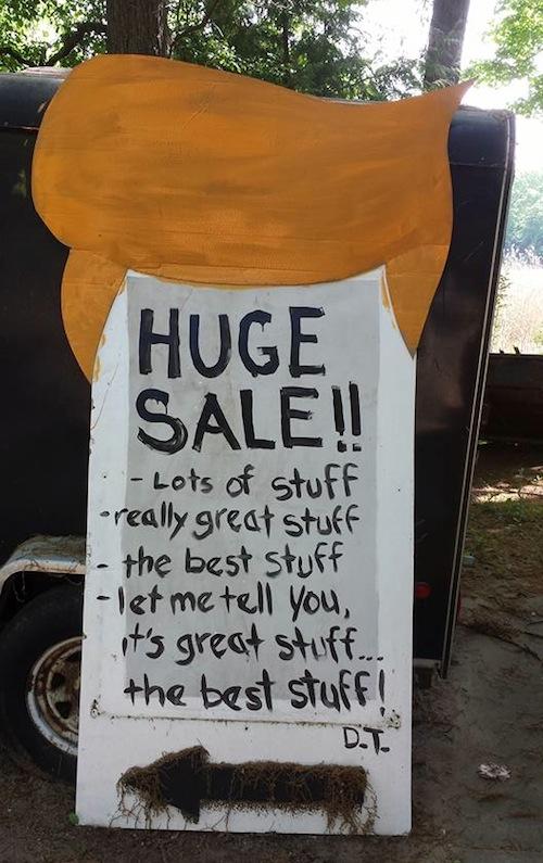 funny photos huge sale trump