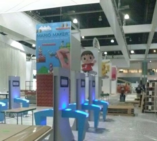 Rumor: Meet your Mario Maker at E3