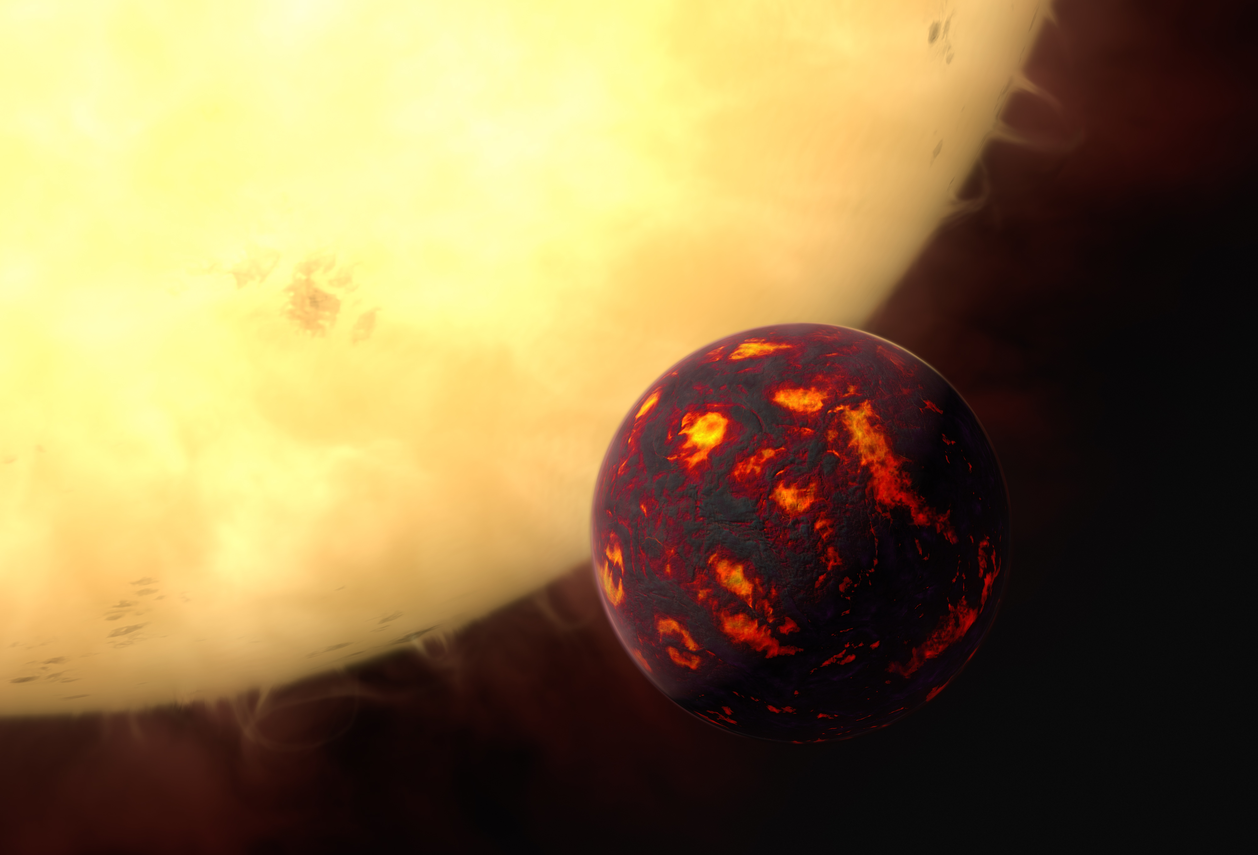 NASA finds its first 'super-Earth' exoplanet with an atmosphere