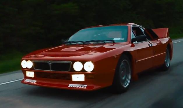 Petrolicious Lancia 037