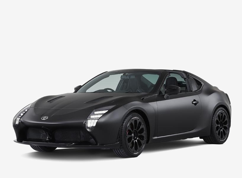 Toyota stellt GR HV Konzept vor