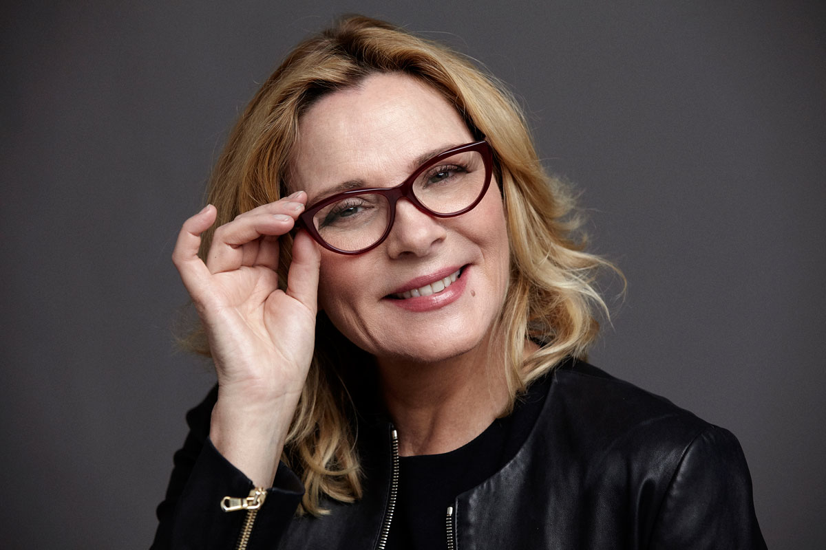 Kim Cattrall On SATC 3: 'If It Was Going To Happen, It ... Kim Cattrall Now