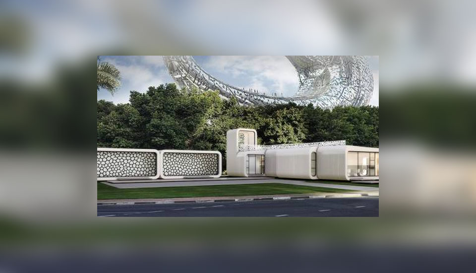 Dubai building will be entirely 3D printed, right down to the furniture