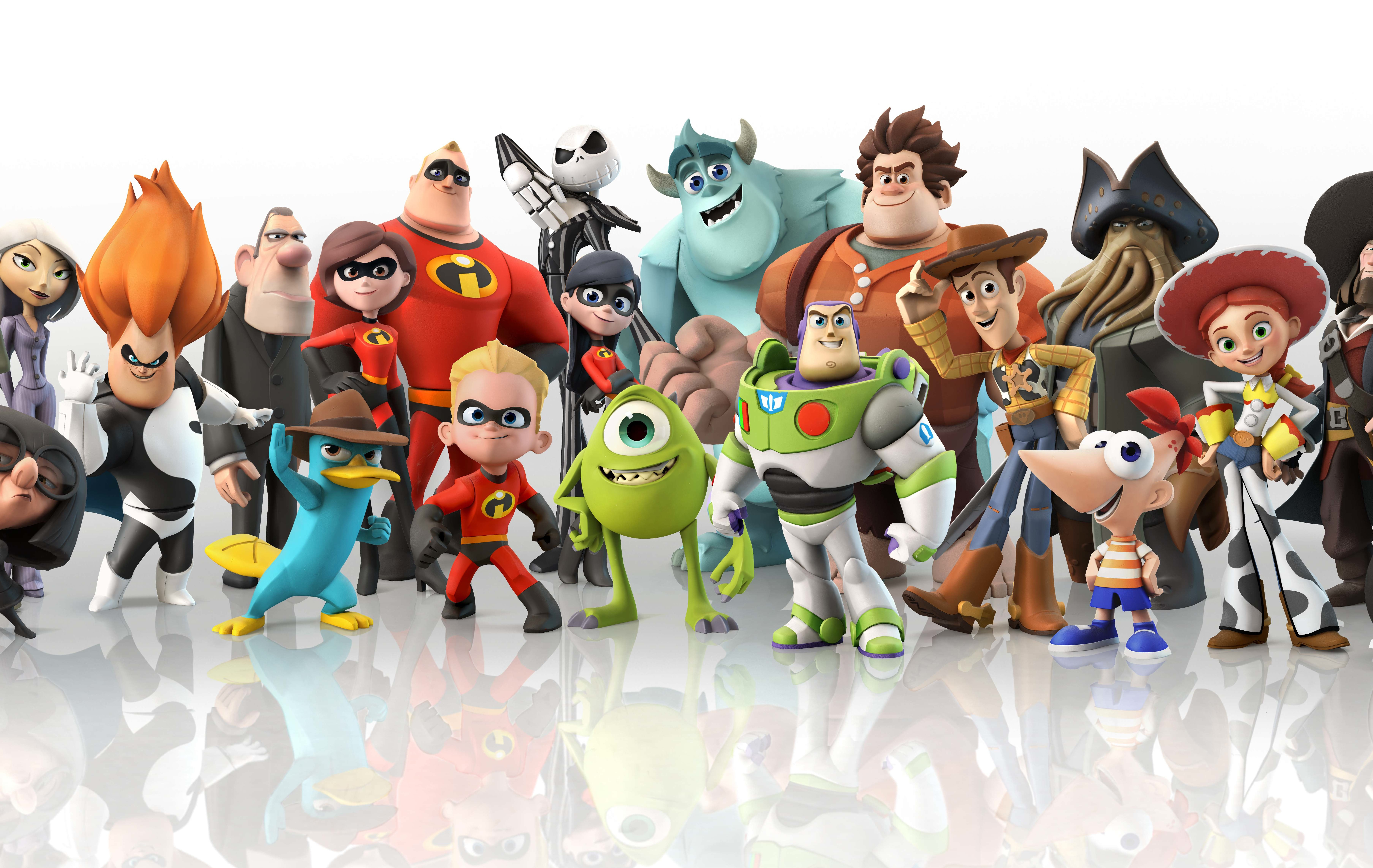 The 10 Best Characters in Disney Infinity 2.0
