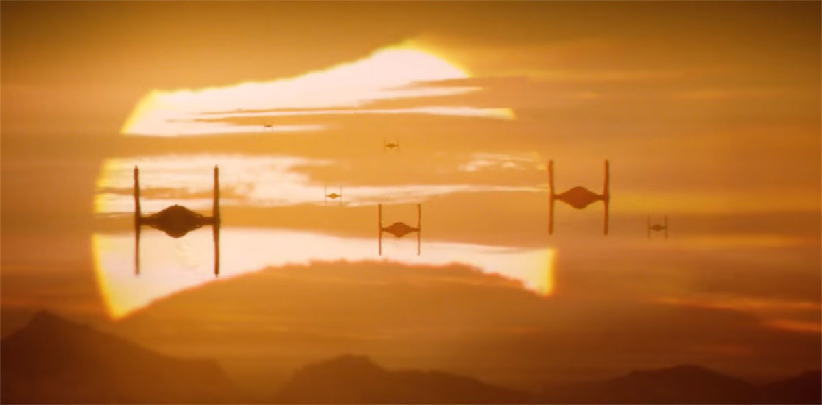 Japanese 'Star Wars' trailer has new 'Force Awakens' footage