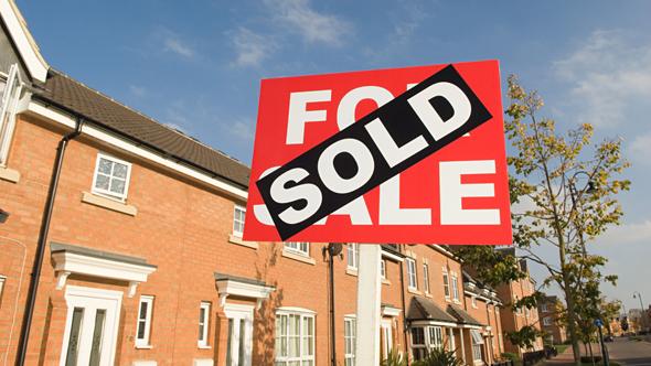 Shortage of properties causing panic buying