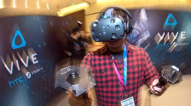 HTC: Unsere VR-Brille verkauft sich wie geschnitten Brot
