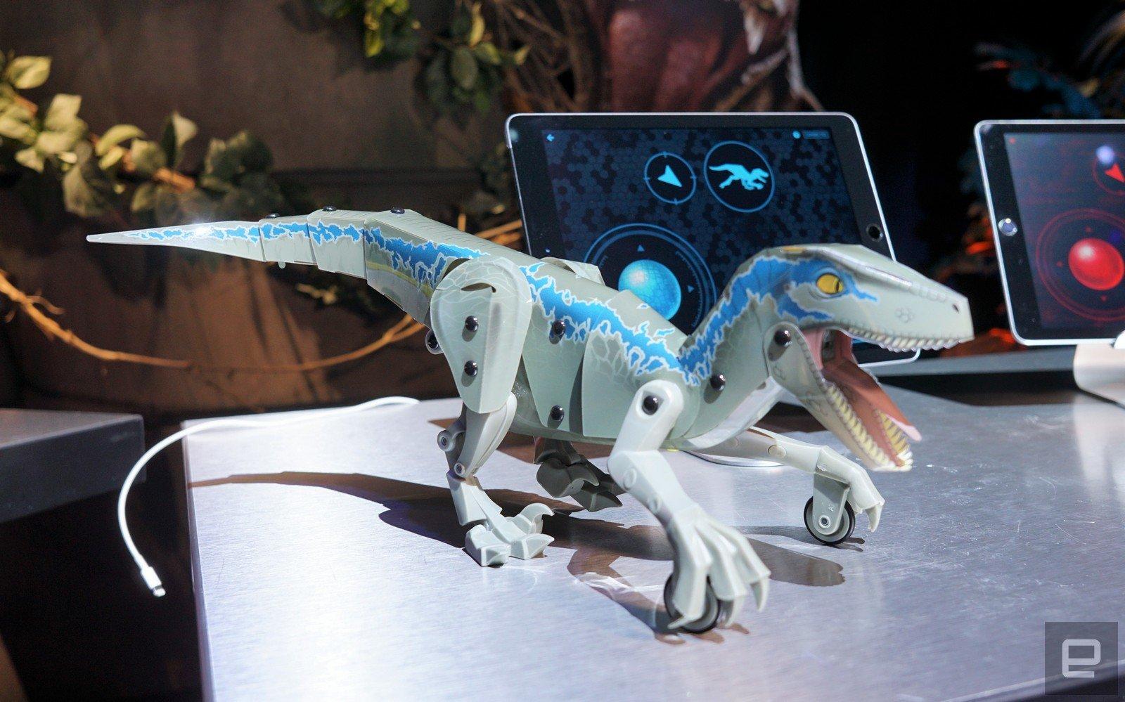 Mattel bringt bald Jurassic Park Roboter und Drohnen
