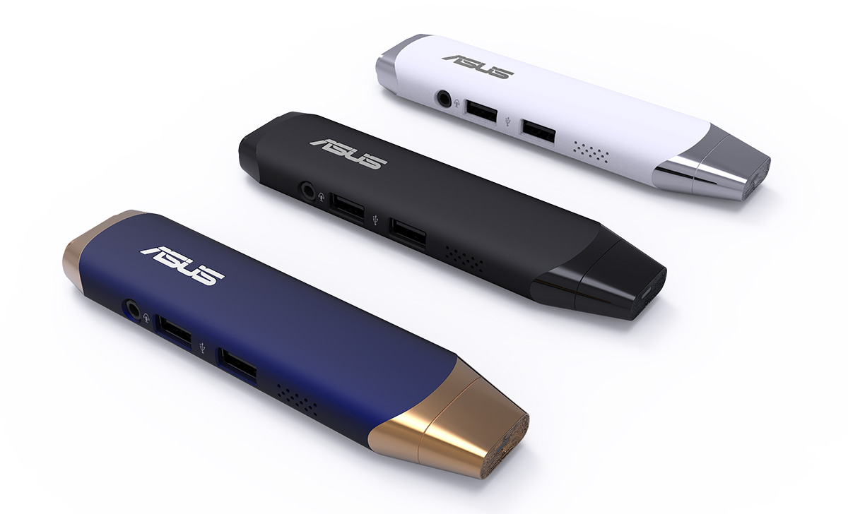ASUS unveils the Intel-powered, Windows 10 VivoStick