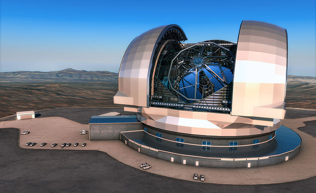 Europe's Extremely Large Telescope on track to observe the universe by 2024