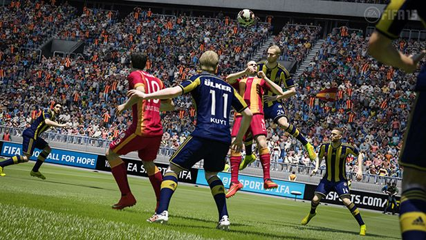 FIFA 15 Ultimate Team Trailer