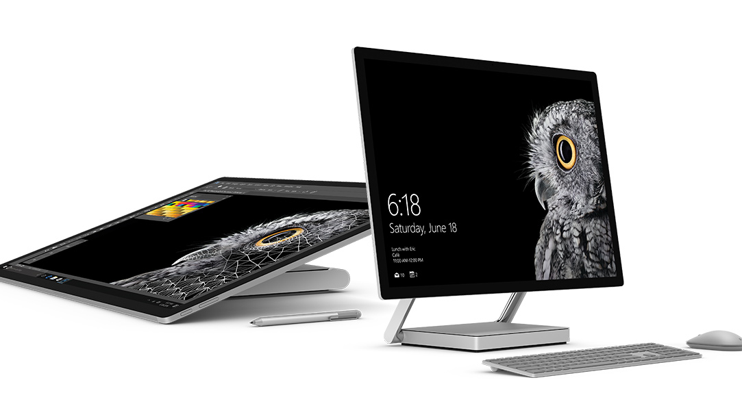 Surface Studio is Microsoft's