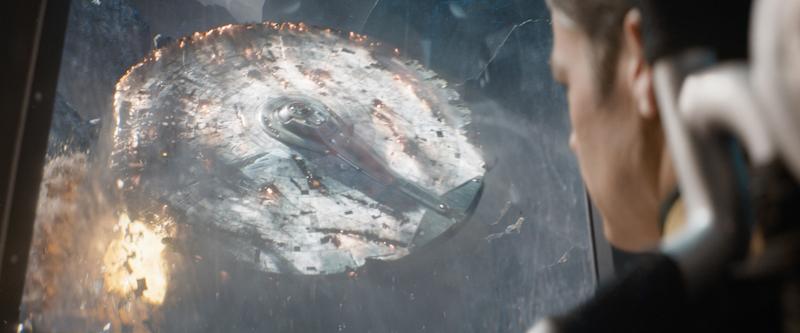 『スター・トレック』最新作ではエンタープライズ号が壊滅・・・!クルーたちの緊迫感がスゴすぎる脱出シーン映像到着