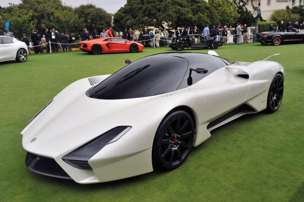【レポート】最高速は400km/h超え!? 米のスーパーカーがいよいよ生産開始へ