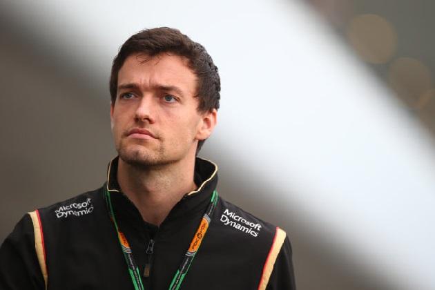 来季はルノーとなるロータスF1チーム、2016年のドライバーにジョリオン・パーマーを起用