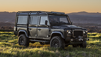 Land Rovers For Bentley Money East Coast Defender 90 And