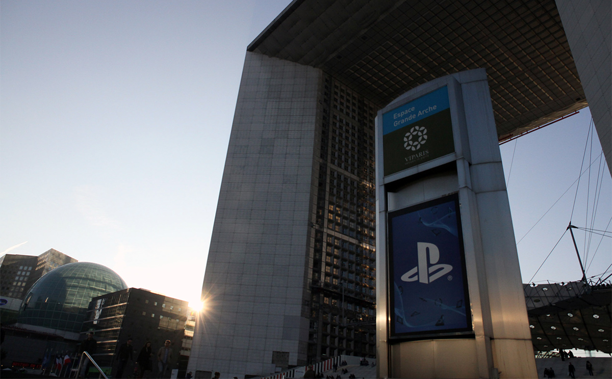 We're live from Sony's PlayStation event!