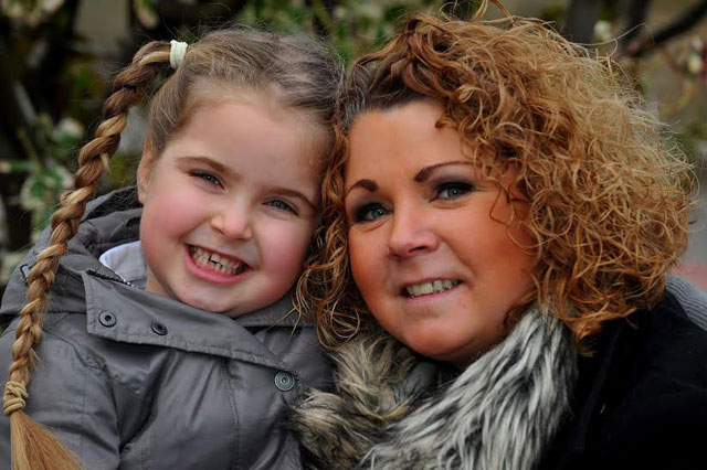 Optician saves six-year-old's life after spotting orange-sized tumour