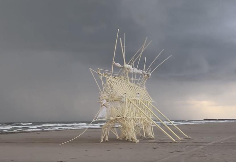 Fantastische Windtiere: Strandbeest Evolution 2017