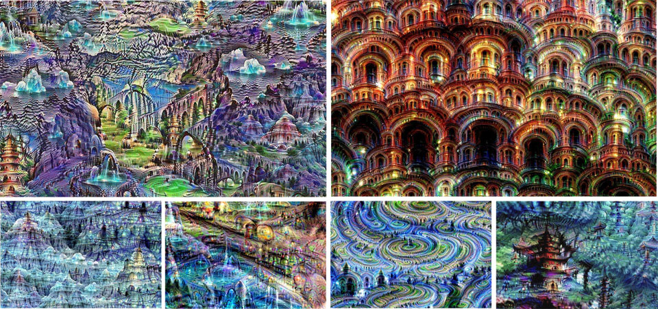 Google's computer-generated art