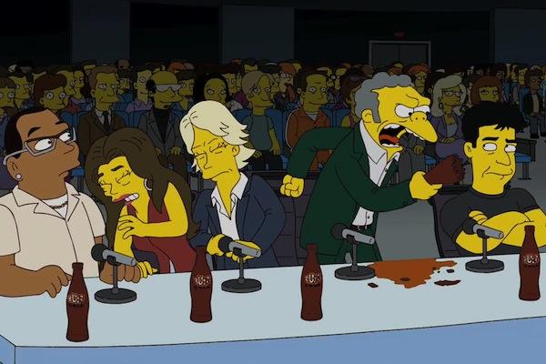 best moe episodes the simpsons, worst moe episodes the simpsons, ranking moe episodes, season 21 judge me tender