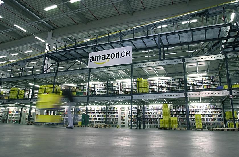 Die Schweiz wird Amazon-Land