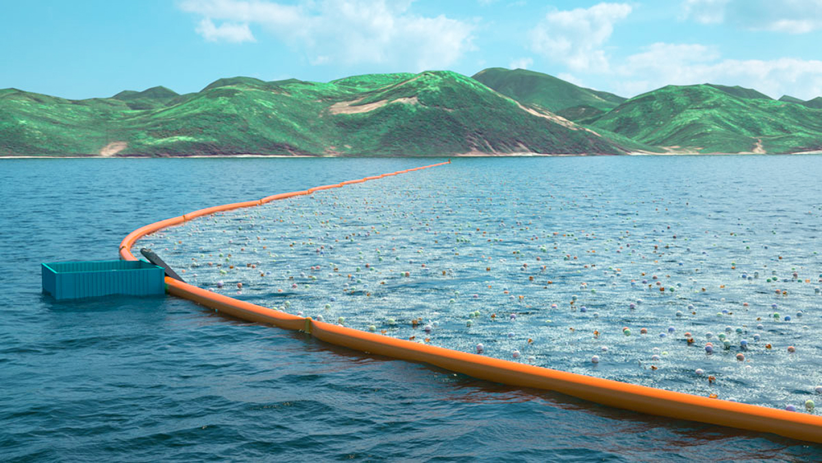 6 gadgets that clean the world's oceans