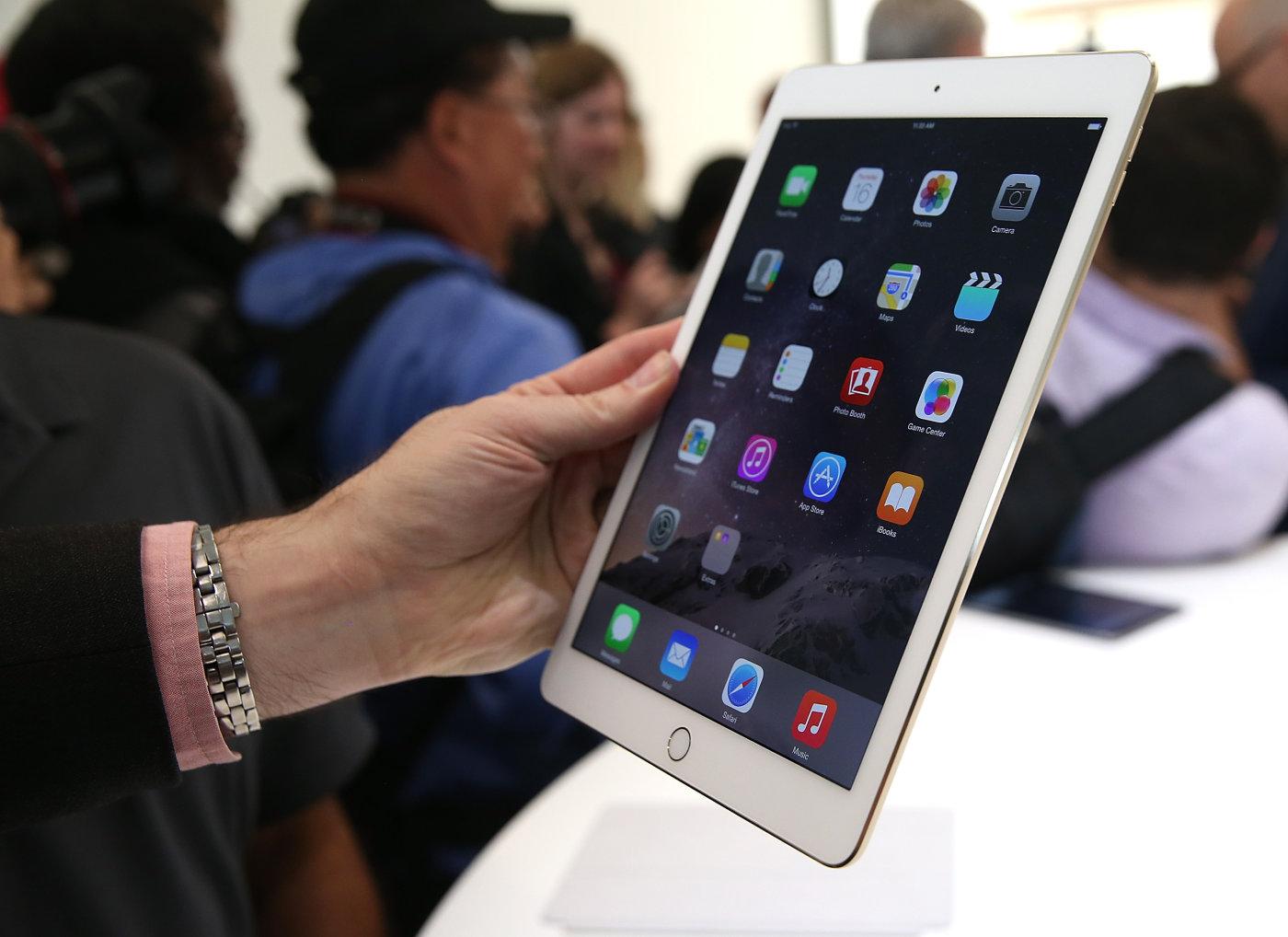 El iPad Air 2 baja su precio hasta los 429 euros
