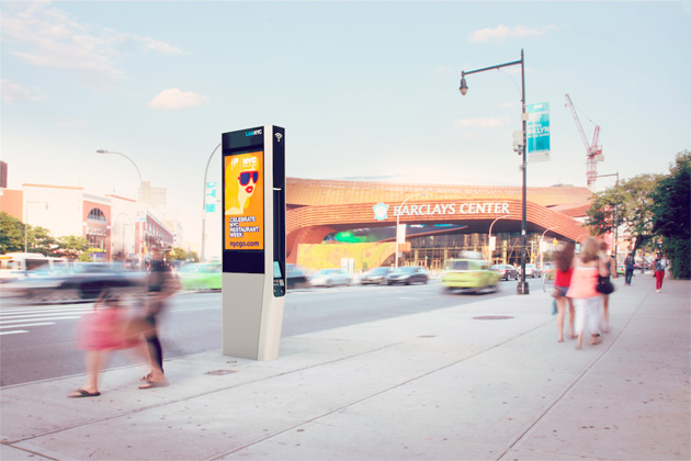 NYC will replace most of its payphones with free gigabit WiFi in 2015