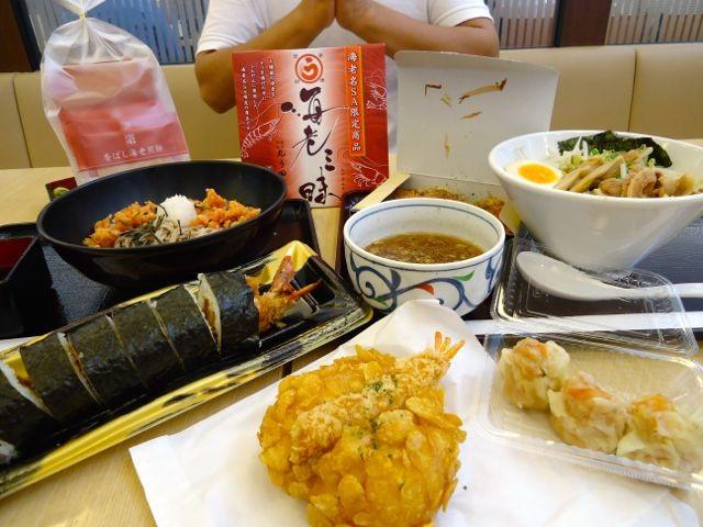 「敬老の日」は「海老の日」 日本一の売上を誇る海老名SAの海老グルメがスゴい