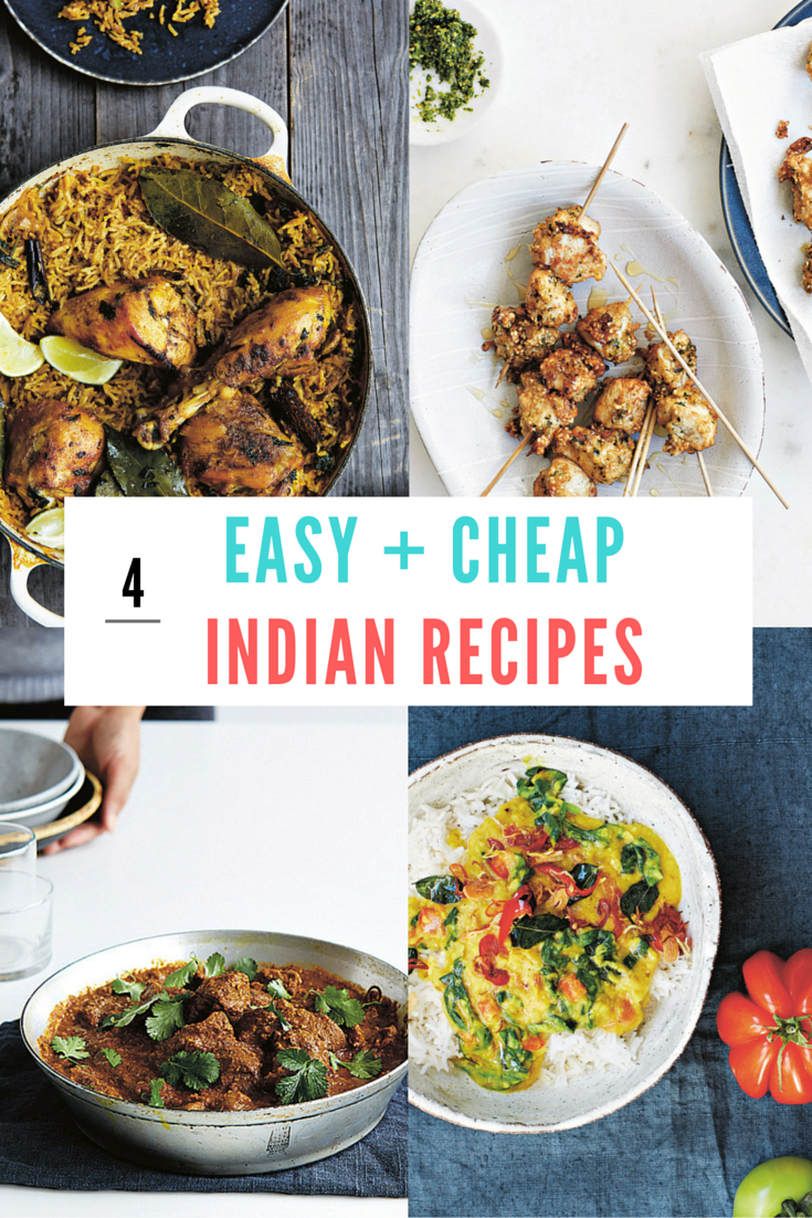 Indian made easy recipes