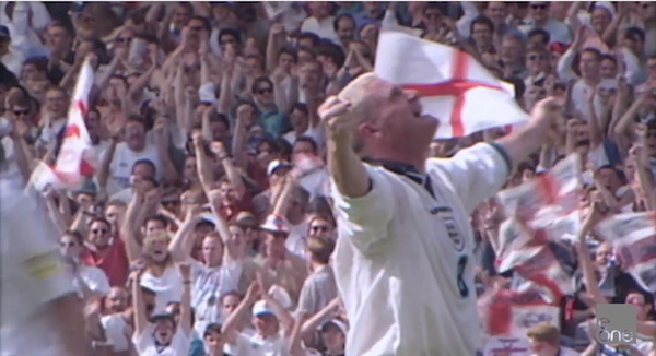 英国の国民的サッカー選手、ガスコインの栄光と転落 ドキュメンタリー映画公開