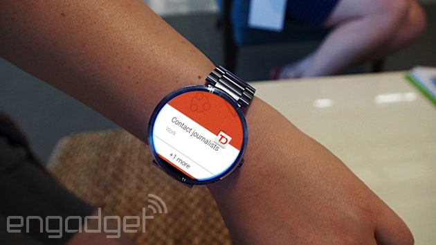 Todoist taps Android Wear to put to-do lists on your wrist