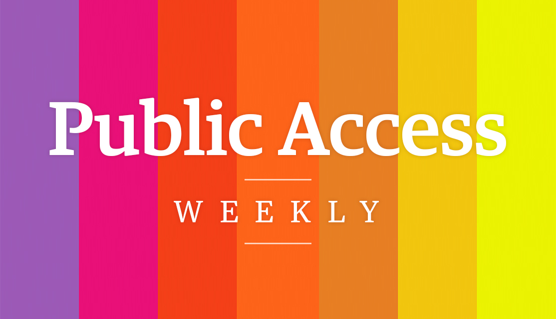 Public Access - The Public Access Weekly: Underoos