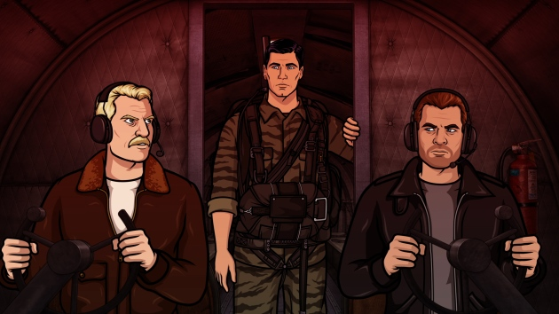 What's on your HDTV: 'Archer', Golden Globes, NFL Playoffs