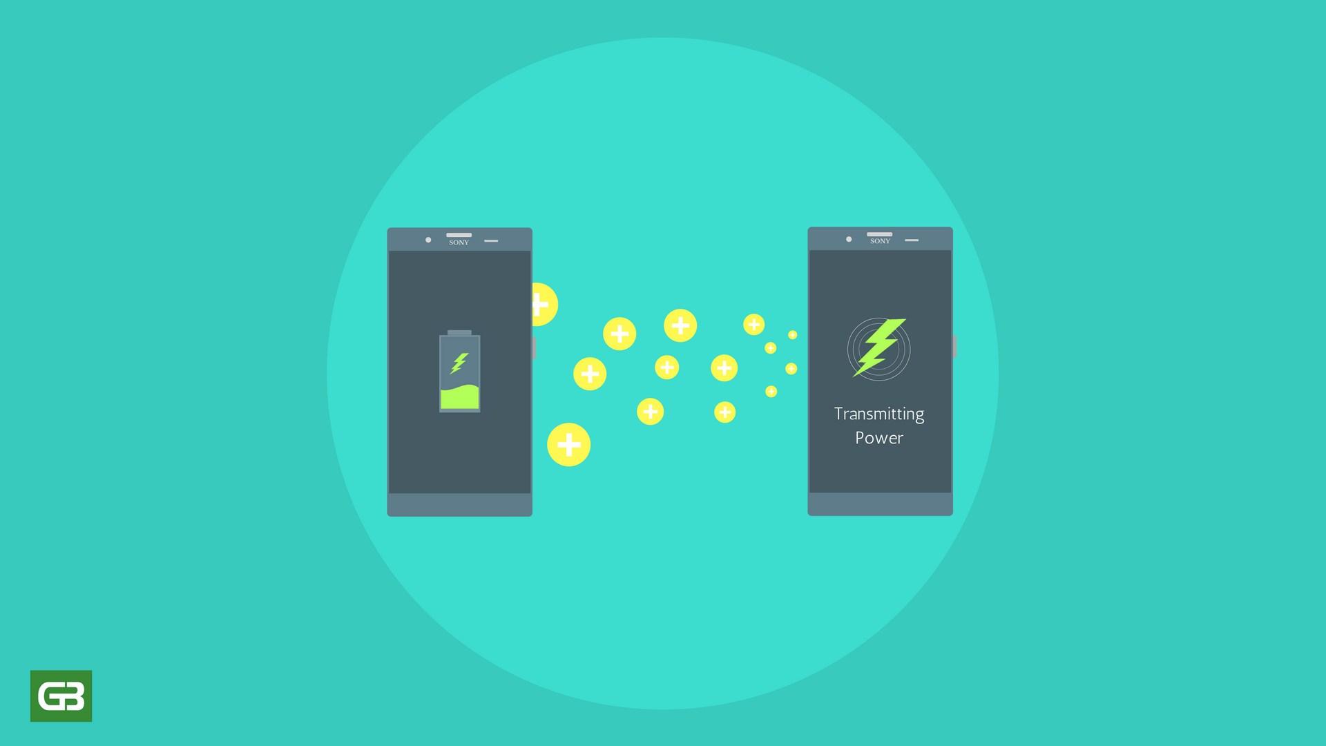 Esto es magia: Sony patenta el traspaso inalámbrico de energía entre smartphones