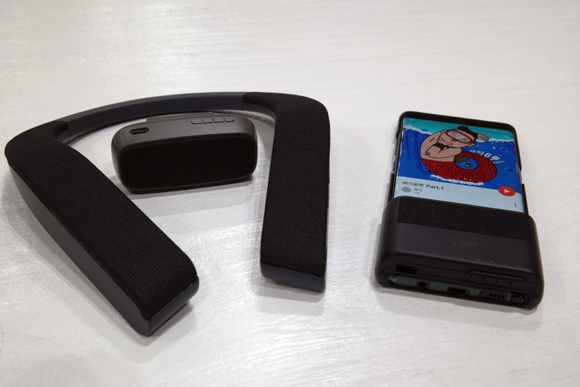 C-Lab: Samsungs Ideen-Inkubator zeigt neue Ideen auf der CES