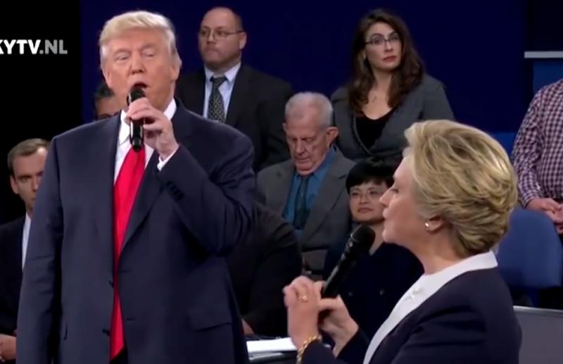 【ネット職人たちのネタの宝庫】大統領選「トランプ VS ヒラリー」のマッシュアップ動画が続々アップされ大人気