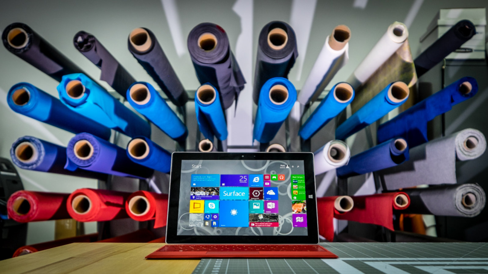 Los beneficios de Microsoft Surface caen un 26%