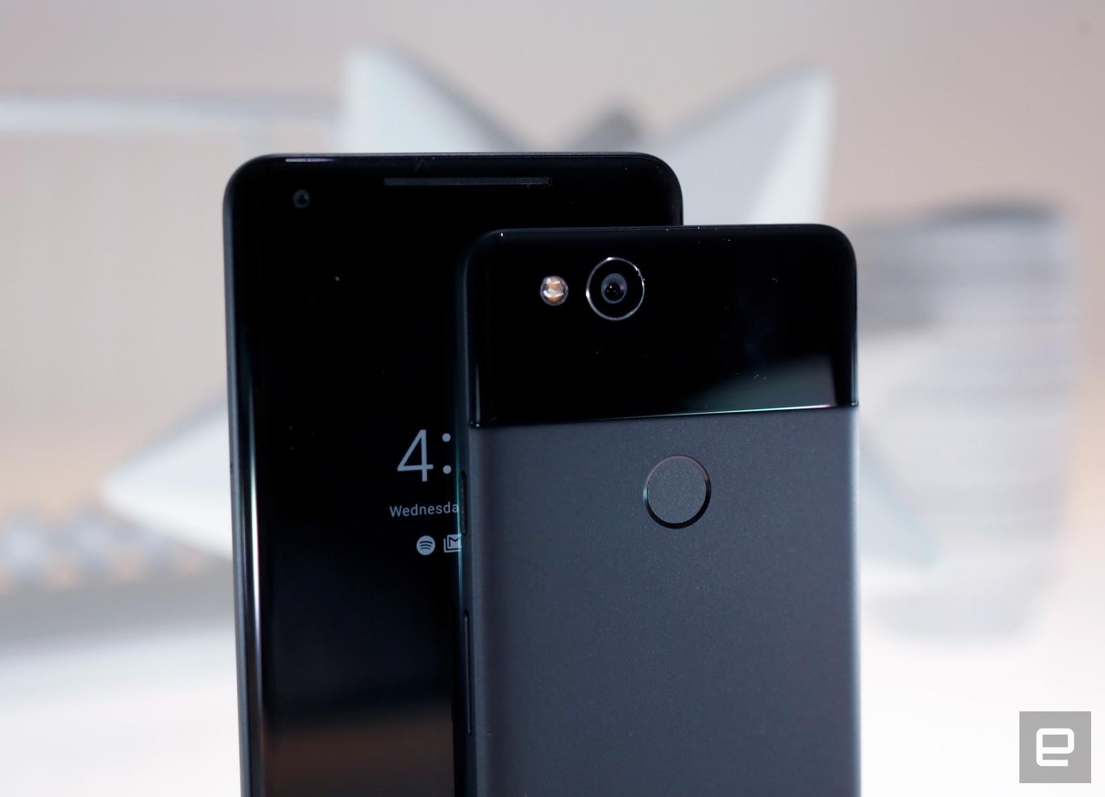 La beta de Android 8.1 activa el chip de imagen oculto de los Pixel 2