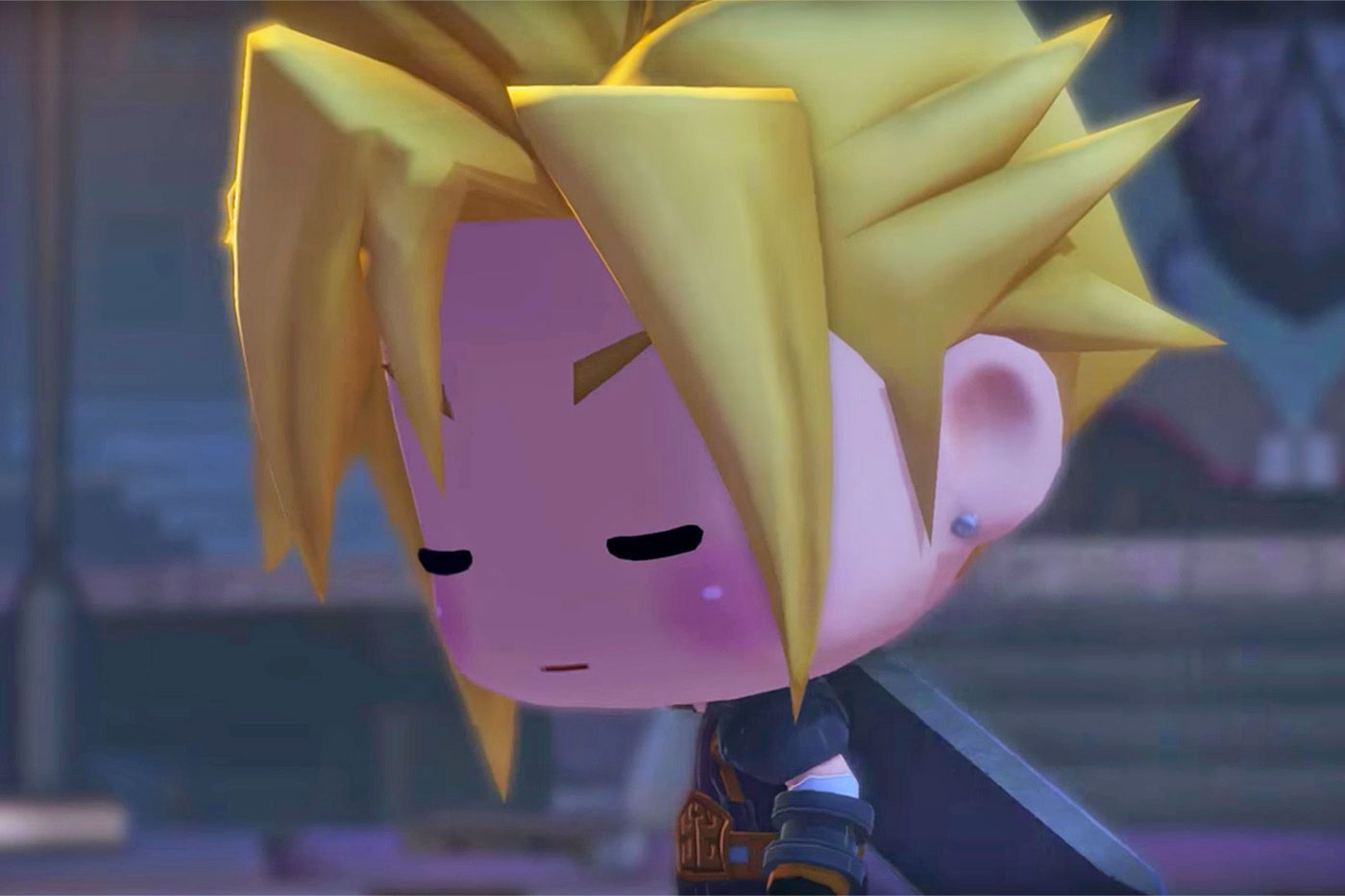'World of Final Fantasy' coming to PS4 and Vita this October