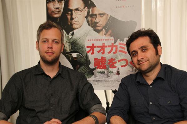 タランティーノが絶賛『オオカミは嘘をつく』監督はイスラエル映画界の革命児、世界が注目