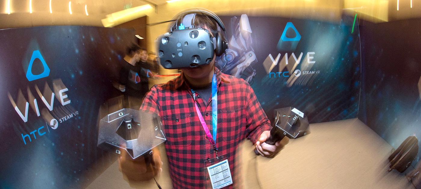 HTC: la realidad virtual es más importante que los smartphones