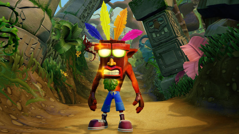Crash Bandicoot N.Sane Trilogy Listed For Xbox One by Hungarian Retailer